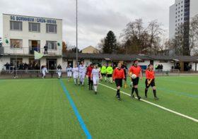 1. Herren: Renner trifft in seinem letzten Spiel für Bornheim