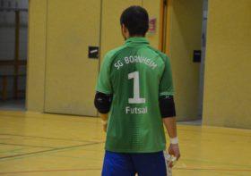 FUTSAL: Bornheim bleibt an der Spitze