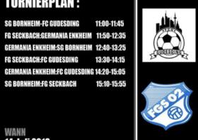 Herren: Derby-Turnier in Bornheim