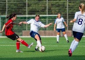 Frauen: Keine Punkte für Bornheims Fußballerinnen